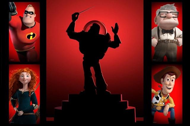 Pixar en concierto regresa al Auditorio Nacional
