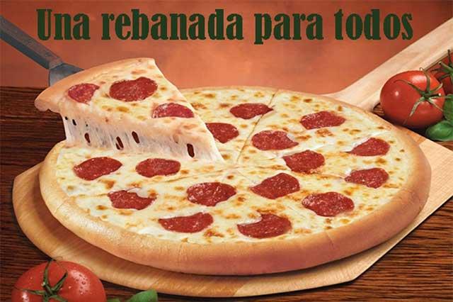 La Pizza gusta a 6 de cada 10 mexicanos, dice encuesta