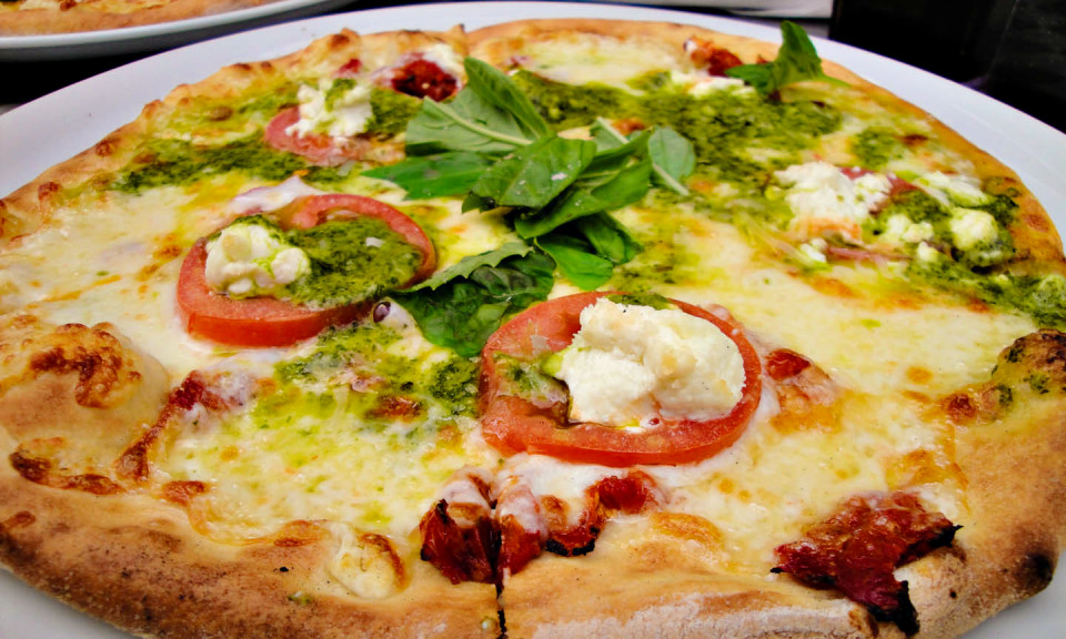 Venden en EU pizza de marihuana medicinal en 38 dólares
