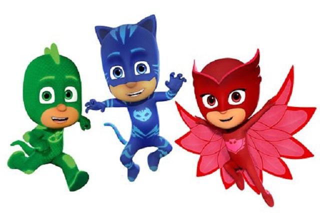 Llegan nuevas aventuras de PJ Mask a Disney Junior en Junio