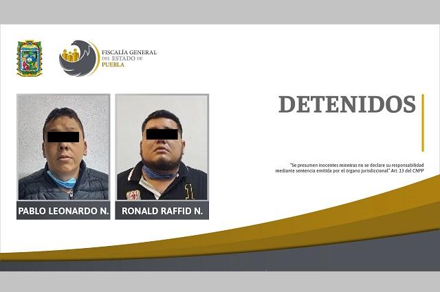 Detienen a 2 secuestradores del edil de Zacatlán