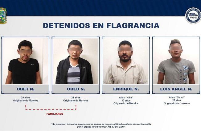 Vinculan a proceso a plagiarios de sacerdote en Atzitzihuacán