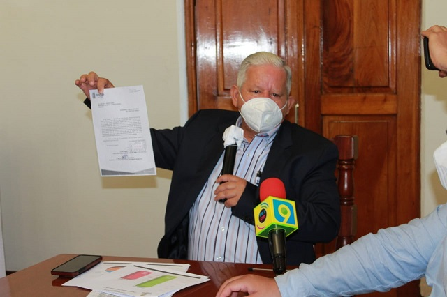 Implementan plan de austeridad en Teziutlán ante crisis por Covid