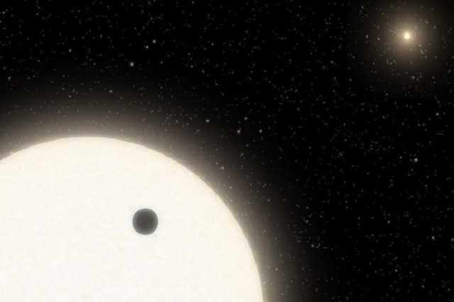 A sus 17 años descubrió un planeta en su tercer día de prácticas en la NASA