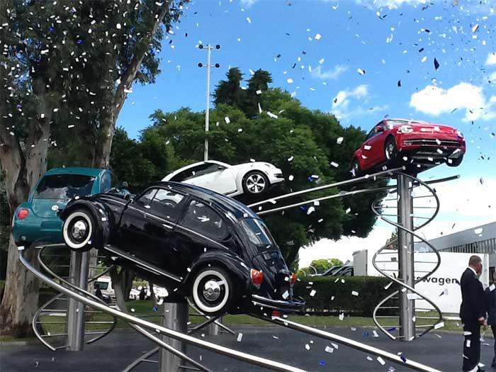 Volkswagen El Paso >> Planta de VW Puebla, la segunda más importante del mundo ...