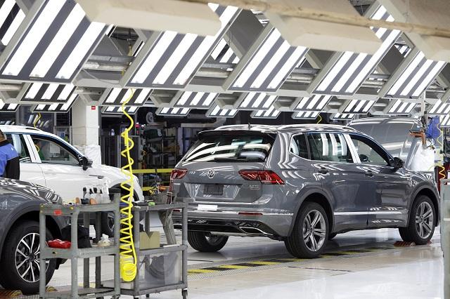 Paro en nave Tiguan de VW el 2 de noviembre: sindicato