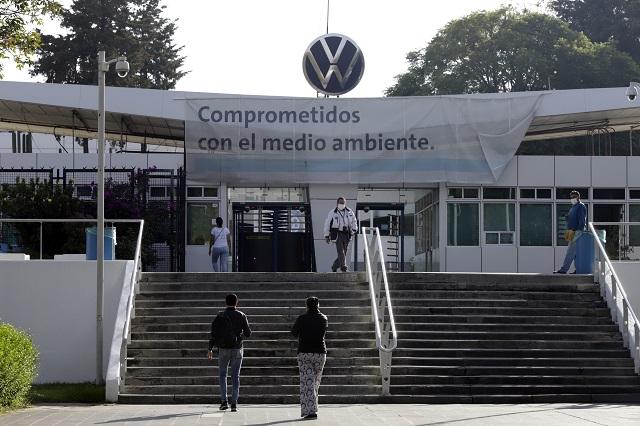 Sitiavw reconoce el regreso de toda su plantilla; VW lo niega
