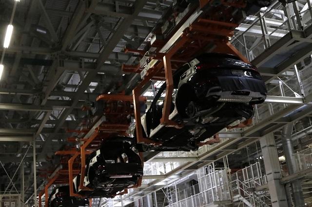 AUDI y Volkswagen se van a paro  técnico por escasez de gas natural