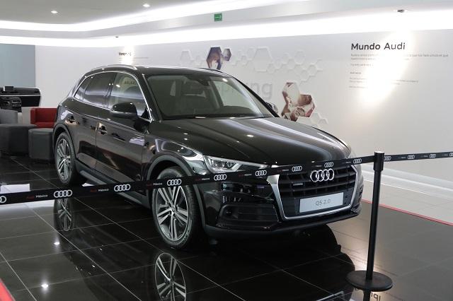 Cambio en líneas de producción redujo 15.5% fabricación de Audi Q5