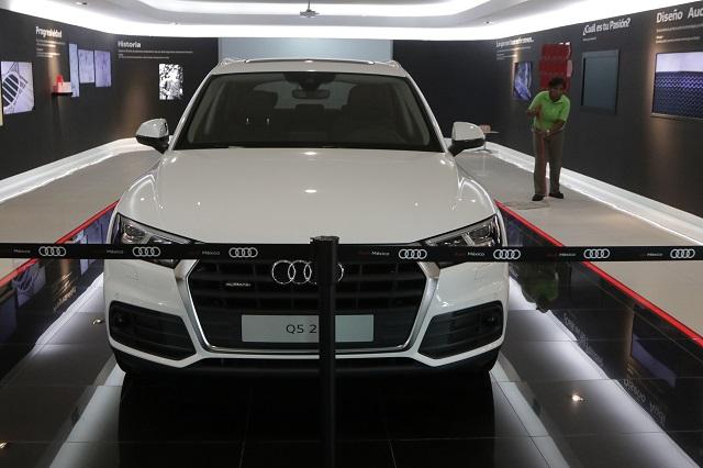 Analiza Audi parar producción en Puebla por el Covid-19