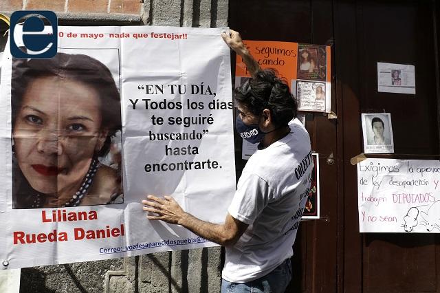 Demandan que ley de personas desaparecidas proteja a familias