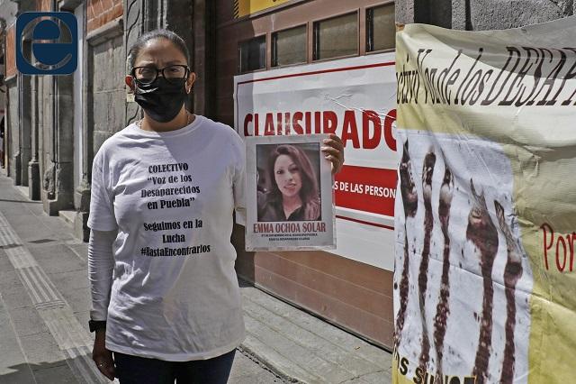 AMLO pide a Barbosa resolver ley de desaparecidos en Puebla
