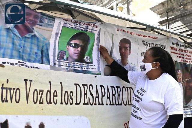 Exigen inclusión y transparencia en ley de personas desaparecidas