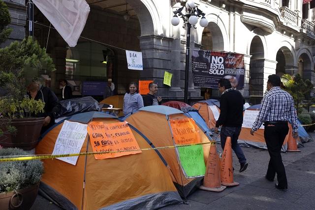 Contra Rivera y Gonzalo Juárez, piden intervención del gobernador