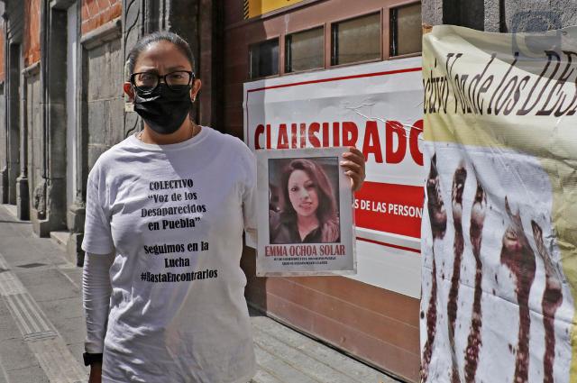 Tras apoyo de AMLO exigen ley de desaparecidos
