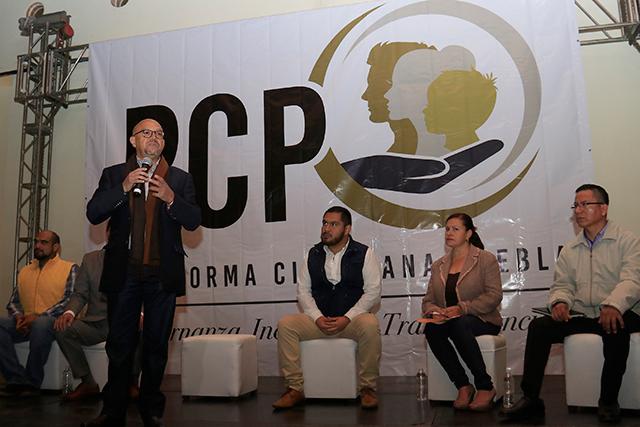 Alista Plataforma Ciudadana 35 aspirantes para competir por el PRD
