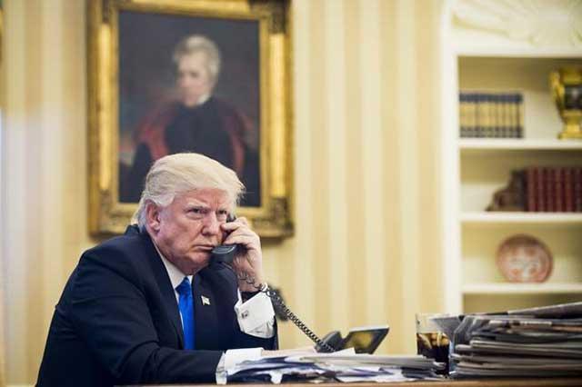 Transcripción de plática EPN-Trump le da la razón al gobierno: Presidencia