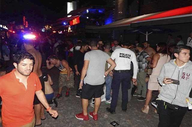 En Playa del Carmen había 200 vendedores de droga: testigos