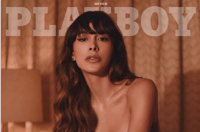 ¿Quién es la primera mujer trans en portada de Playboy México?