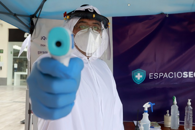 Fin de la pandemia en México sería en octubre, pronostica Gatell