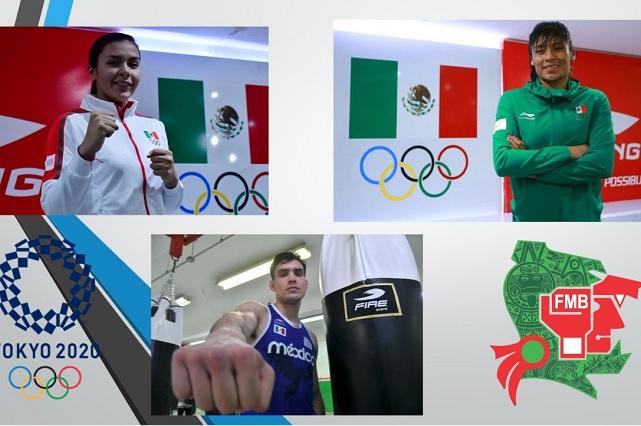 Boxeadores Tamara Cruz y Rogelio Romero consiguen plazas para Tokio