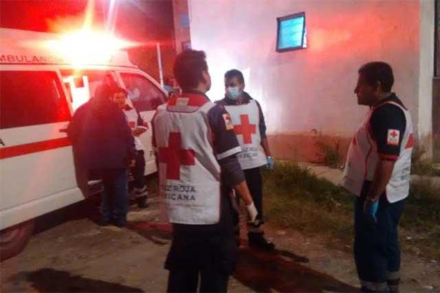 Deja riña entre presuntos parientes, tres heridos y un detenido