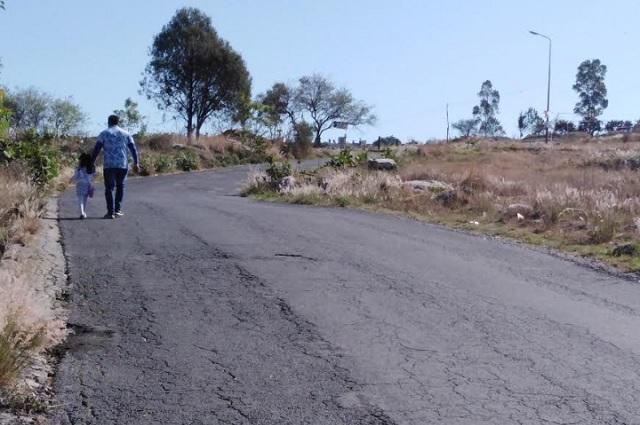 Escala conflicto por paso vecinal en San Francisco Totimehuacán