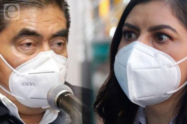 Claudia Rivera acusa a Barbosa de misógino por excluirla de El Grito