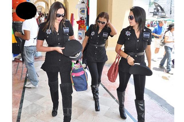 Desaparece grupo de sexys policías de Aguascalientes