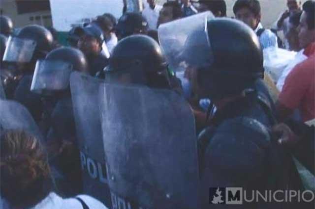 SGG minimiza conflicto en municipio de Felipe Ángeles