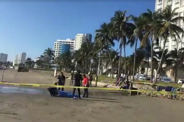 Joven de Huejotzingo muere ahogado en playa de Veracruz