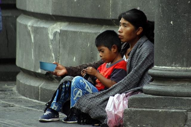 Más de 70 % de niños en Puebla vive en pobreza: estudio Unicef