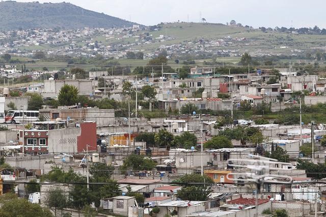 Actualizan valor catastral en colonias de Puebla capital