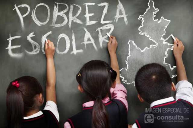 Puebla no cumple con cobertura total en educación básica: Inegi