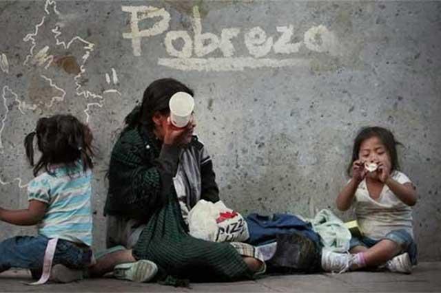 Viven en pobreza 1.6 millones de menores de edad en Puebla