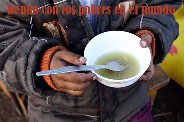 Pobreza, problema que alcanza a millones de mexicanos