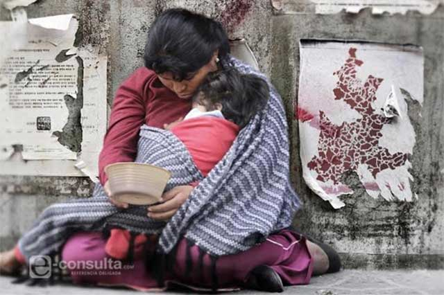 La pobreza es una violación de los derechos humanos: Coneval