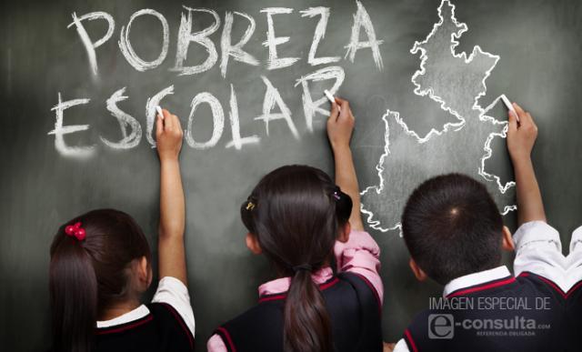A mayor pobreza menos alumnos de excelencia en Puebla: INEE