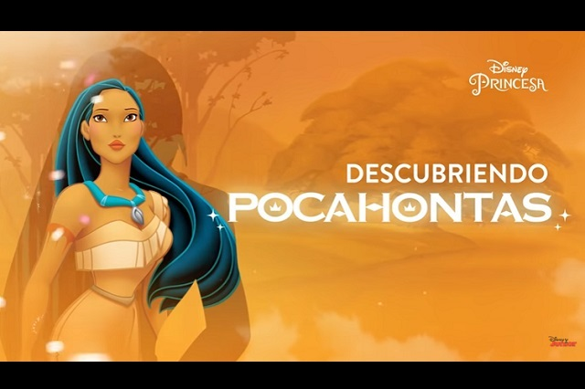 Disney lanza dos nuevos videos cortos: Cenicienta y Pocahontas