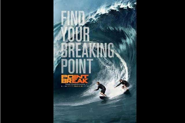Point Break regresa a la pantalla grande este fin de semana