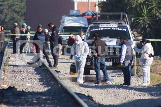 Novio dice que mujer asesinada en Xochimehuacán fue plagiada