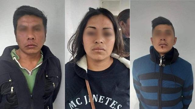 Ordenan prisión preventiva a secuestradores de Villa Posadas