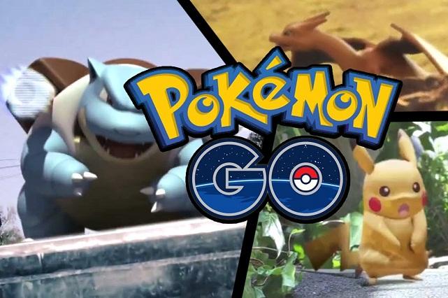 Pokémon Go llega a México y le dan la bienvenida en redes