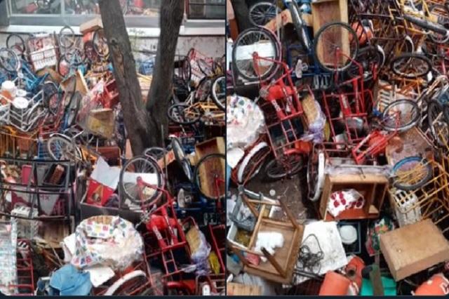 Decomisan triciclos de ambulantes; internautas reaccionan
