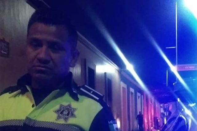 Acusan en redes a policías por malos tratos a mujeres en Puebla