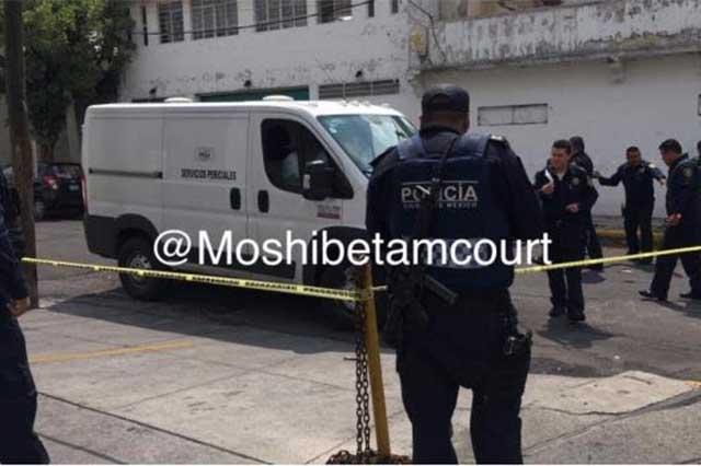 Un sicario ejecuta de un tiro en la cabeza a un policía de la CDMX