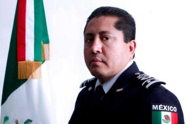 Designan a José Antonio Vega titular del División de Investigación de la PF