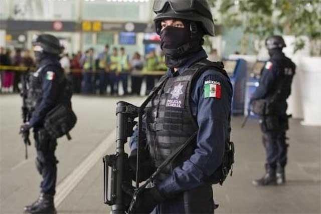 Sufre Policía Federal 11 ataques armados en 4 meses en Puebla