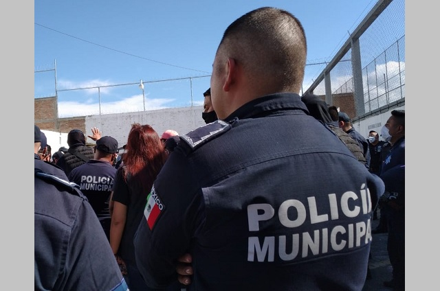 Seguridad Pública de Tehuacán se queda sin director