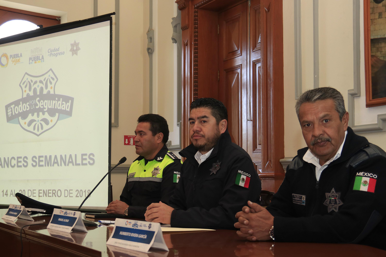 Dispondrá comuna capitalina mil policías para jornada electoral